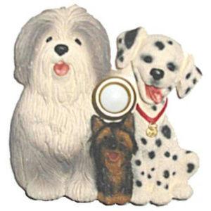Dalmatian Dog Doorbell Door Bell Sheepdog Yorkie